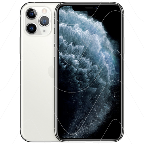 Смартфон Apple iPhone 11 Pro Max 64Gb Silver (РСТ)