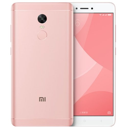 Xiaomi Redmi Note 4X 16Gb+3Gb Pink