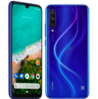 Xiaomi Mi A3 4+64Gb Blue (EU)