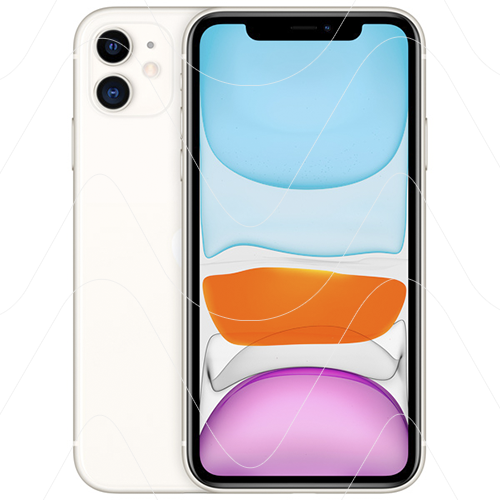 Смартфон Apple iPhone 11 128Gb White (РСТ)
