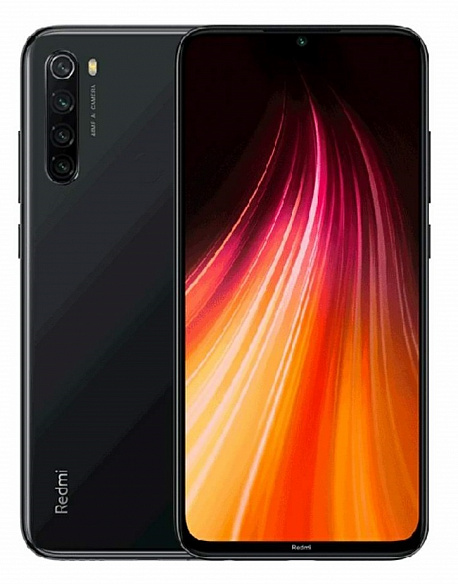 Смартфон Xiaomi Redmi Note 8 4/128 Gb Gray (EU)