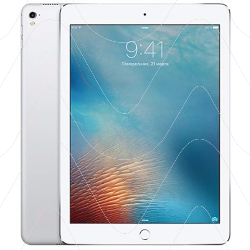 "Apple iPad Pro 9.7"" Wi-Fi 128Gb Silver"