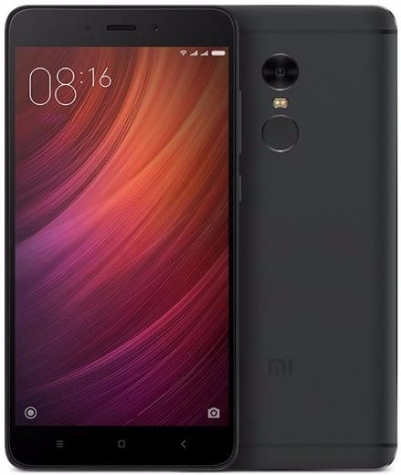 Xiaomi Redmi Note 4 32Gb+3Gb Black
