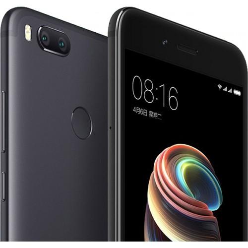 ae743511881b3 Xiaomi Mi A1 32GB Black купить в Челябинске