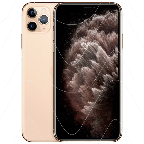 Смартфон Apple iPhone 11 Pro Max 256Gb Gold (РСТ)