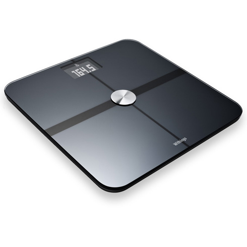 Withings Smart Body Analyzer WS-50 - умные весы (Black)