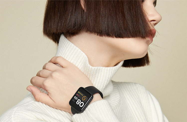 Умные часы Xiaomi Mi Watch Lite Black (EU Global)