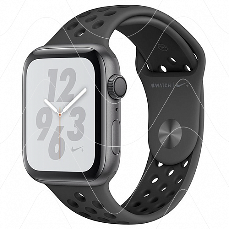 Часы Apple Watch Series 4 GPS 40mm Space Gray Aluminum Case with Anthracite/Black Nike Sport Band