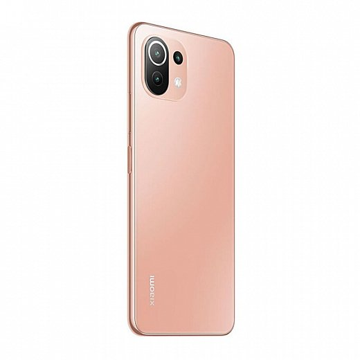 Смартфон Xiaomi Mi 11 Lite 6/128GB Rose Gold