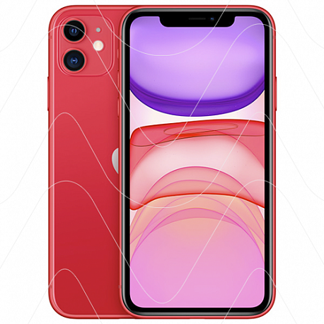 Смартфон Apple iPhone 11 128Gb Red (EU)