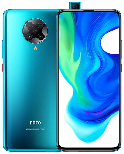 Pocophone F2 Pro 6/128 GB Blue (EU Global)