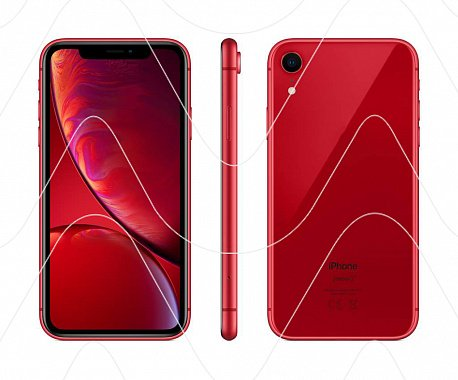 Apple iPhone XR 64Gb Red (новая комплектация)