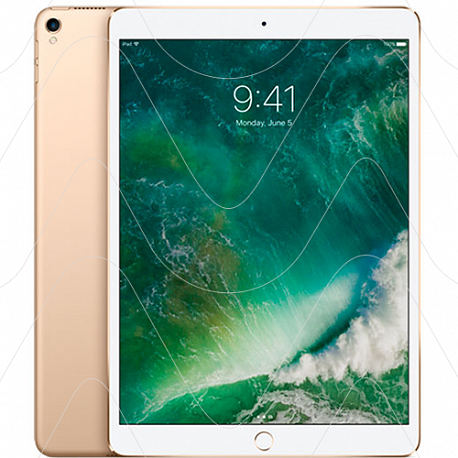 "Apple iPad Pro 9.7"" Wi-Fi+Cellular 128Gb Gold"