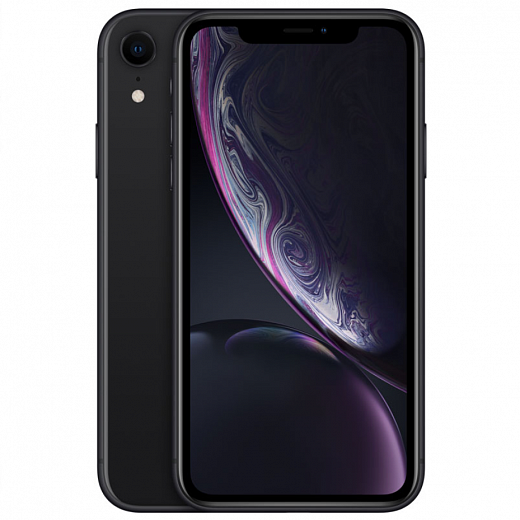 Apple iPhone XR 64Gb Black (РСТ)