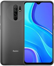 Смартфон Xiaomi Redmi 9 4/64 Gb Grey NFC (EU)