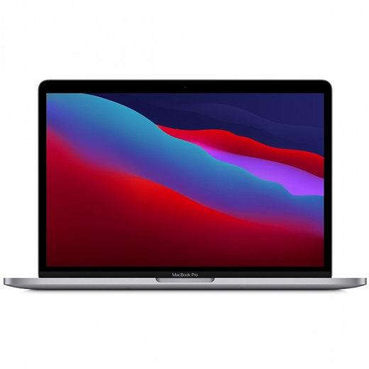 "Apple MacBook Pro 13"" (M1, 2020) 16 ГБ, 512Gb SSD, Touch Bar Space Gray"