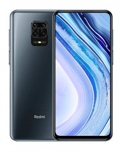 Смартфон Xiaomi Redmi Note 9S 6/128GB Black