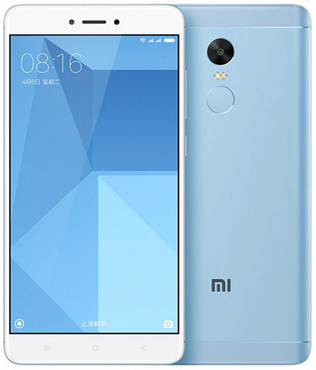 Xiaomi Redmi Note 4X 64Gb+4Gb Blue