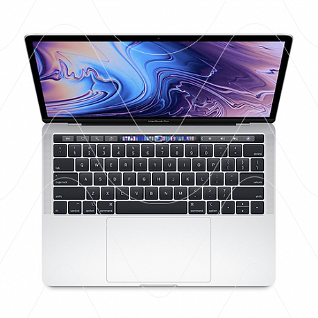 Ноутбук Apple MacBook Pro 13 Touch Bar MUHR2RU/A Silver 256GB (2019)