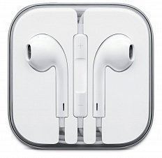 Гарнитура Apple EarPods (MD827ZM/A)