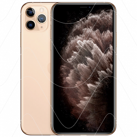 Смартфон Apple iPhone 11 Pro Max 64Gb Gold (РСТ)