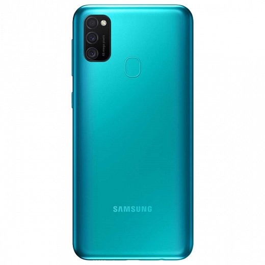 Смартфон Samsung Galaxy M21 64Gb Green