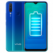 Смартфон Vivo Y12 3/64 Gb Blue