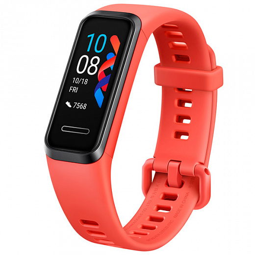 Браслет HUAWEI Band 4 Orange