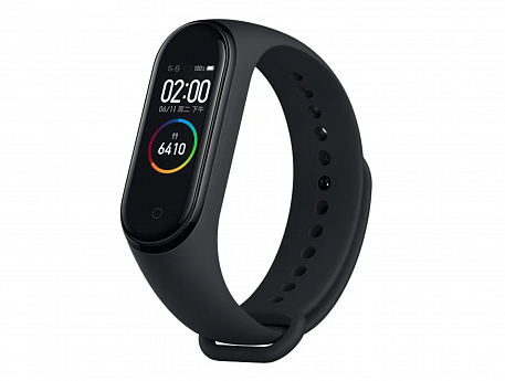 Браслет Xiaomi Mi Band 4 Black (Global Version)