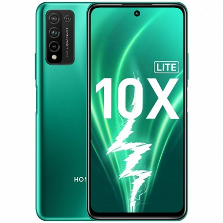Смартфон Honor 10X Lite 4/128Gb Emerald Green