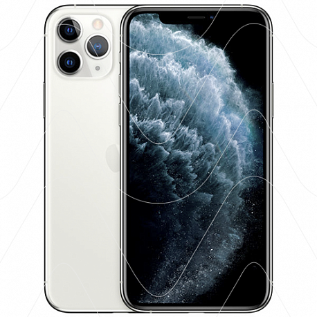 Смартфон Apple iPhone 11 Pro 256Gb Silver (РСТ)