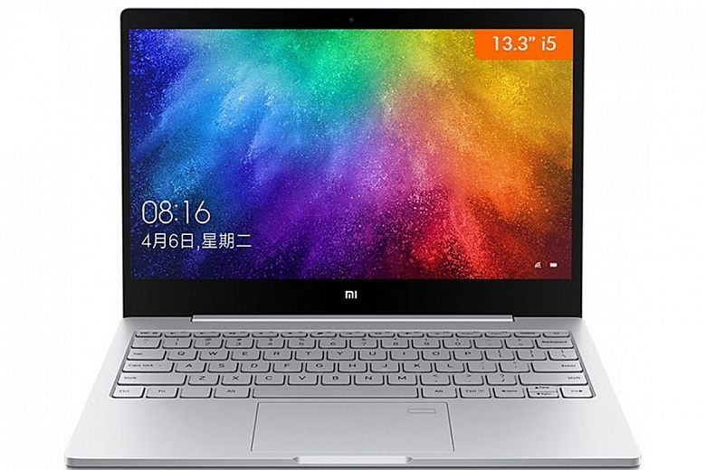 "Ноутбук Xiaomi Mi Notebook Air 13.3"" 2018 Fingerprint (Intel Core i5 7200U/8Gb/256Gb)"