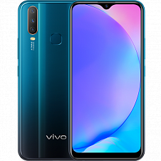 Смартфон Vivo Y17 4/64 Gb Blue