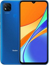 Смартфон Xiaomi Redmi 9C 3/64 Gb Blue NFC (РСТ)