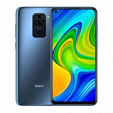 Смартфон Xiaomi Redmi Note 9 4/128 Gb Gray NFC (РСТ)