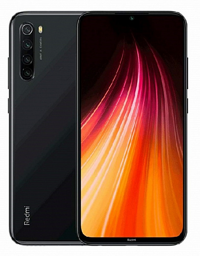 Смартфон Xiaomi Redmi Note 8T 4/64 Gb Gray (EU)