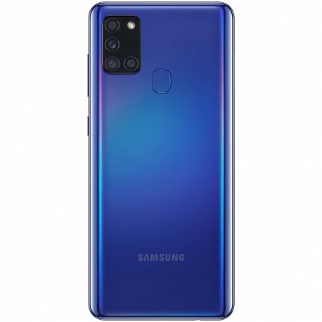 Смартфон Samsung Galaxy A21s 3/32Gb Blue
