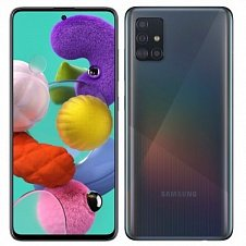 Смартфон Samsung Galaxy A51 4/64 Gb Black