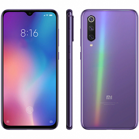 Смартфон Xiaomi Mi 9 6/128GB Purple (EU Global)