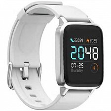 Умные часы Xiaomi Haylou Smart Watch LS01 White