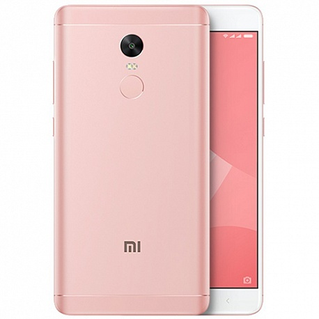 Xiaomi Redmi Note 4X 64Gb+4Gb Pink