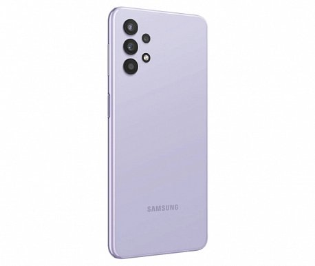 Смартфон Samsung Galaxy A32 4/128GB, фиолетовый